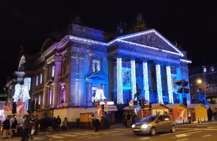 Another view of La Bourse