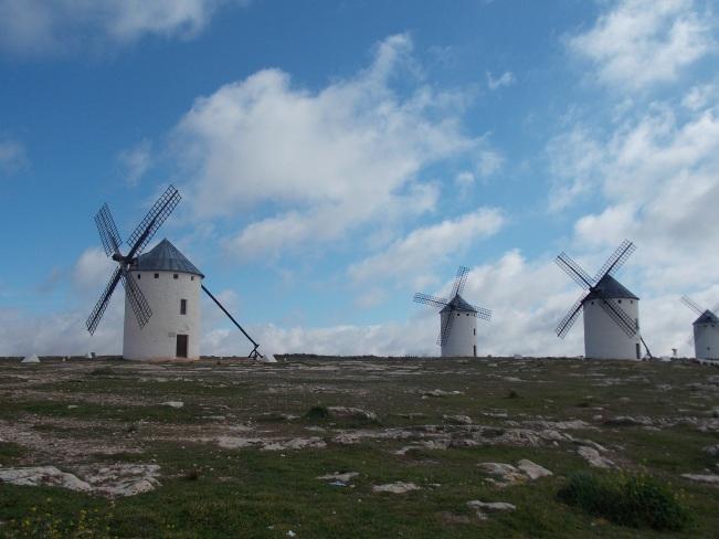 La Mancha's Windmills